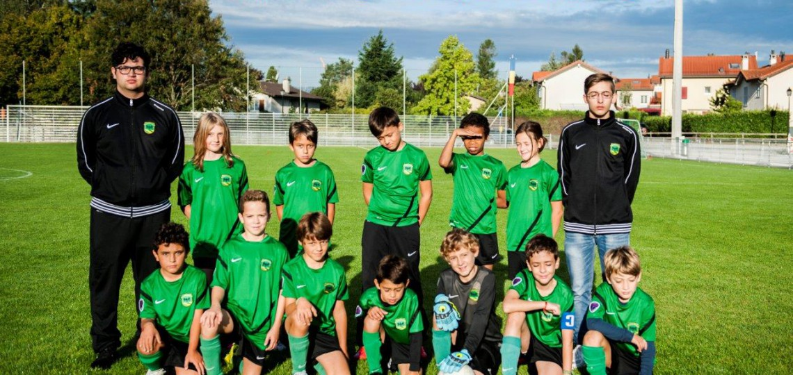 Juniors E2 - 2015-2016