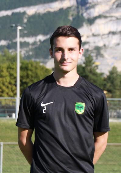 2. Lucas MOURELLE