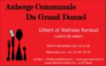 Auberge communale du Grand-Donzel