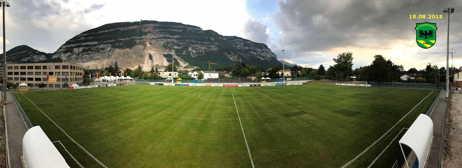Stade Veyrier-Village